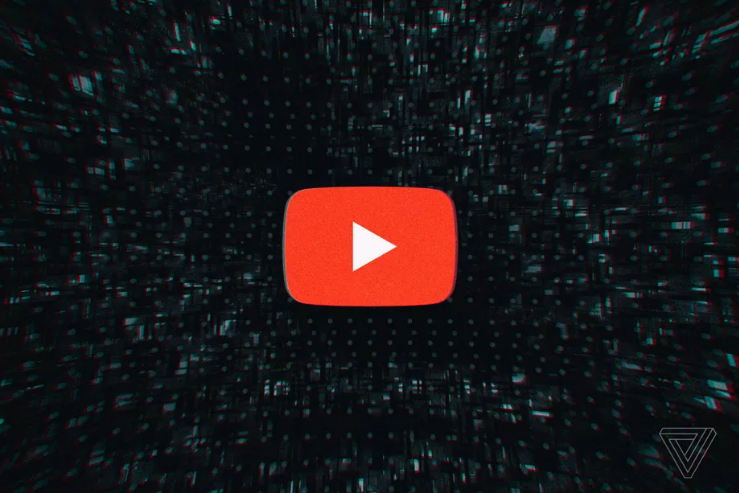 This is YouTube's website photo