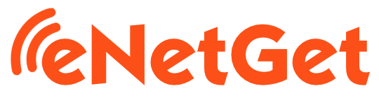 eNetGet Logo