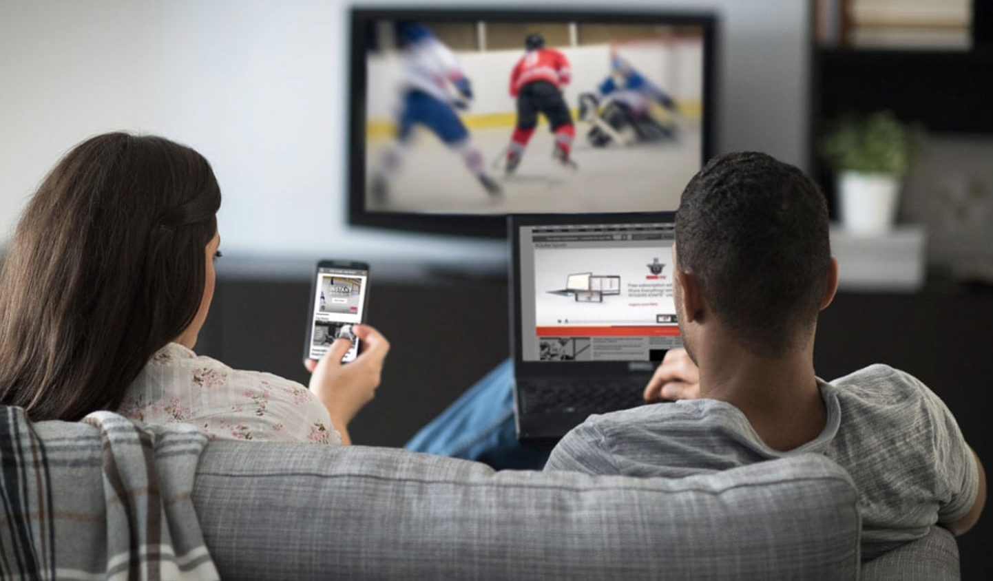 Surprising Health Benefits of Watching Sports on TV