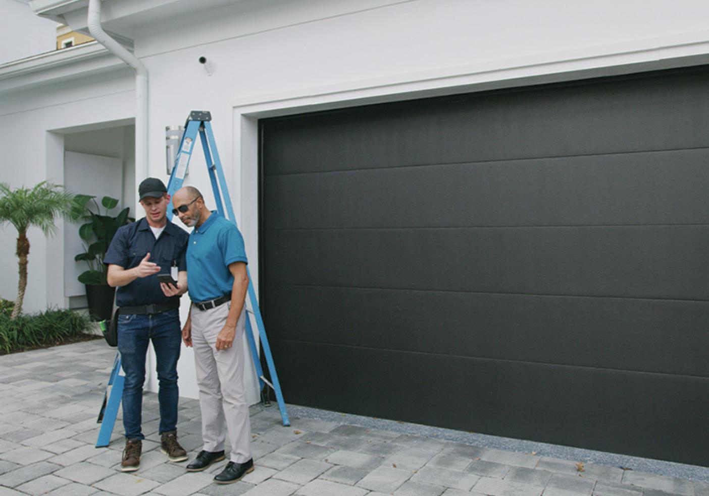 A Few Tips To Maintain Your Garage Door