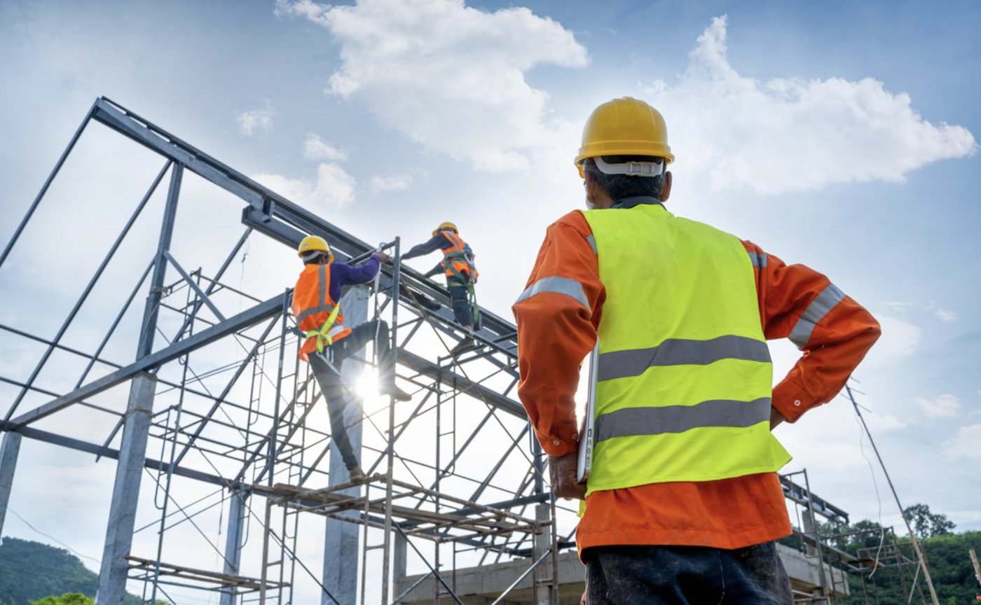 How IoT & AI Are Changing Construction Sites Forever