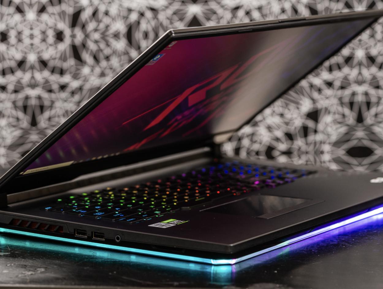 Asus CUK ROG Strix Scar 17 Gaming Laptop