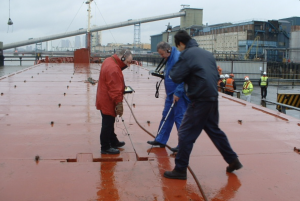Cargo Worthiness: An Overview of the Importance of Test Hatch Covers Testing