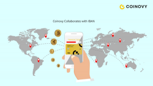 Coinovy collaborates with IBAN to accelerates your transaction worldwide