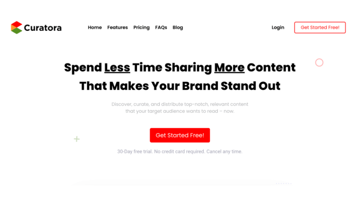 Do Content Curation With Curatora
